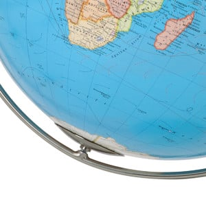 Columbus Floor globe Duo Magnum Stainless Steel (English) 77cm