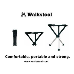 Scandinavian Touch Walkstool Basic 50 black