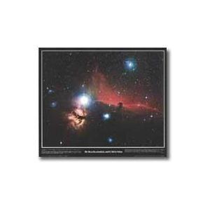 Poster Nebulosa Testa di Cavallo