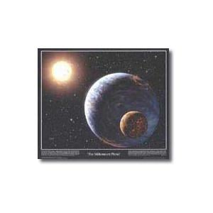 Poster The Millennium planet