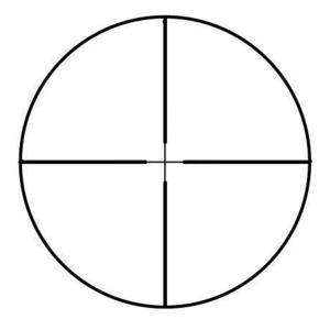 Lunette de visée Tasco Calibre .22, 3-9x32, réticule 30/30