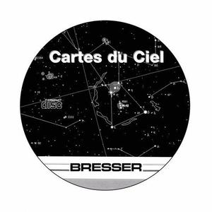 Bresser Telescope AC 70/900 Lyra EQ-Sky