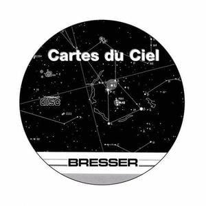 Bresser Teleskop AC 70/900 Lyra EQ-Sky