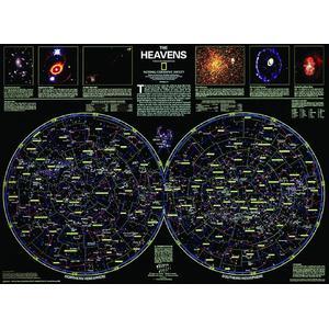 National Geographic Poster Harta cerului