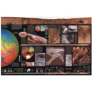 National Geographic Poster Mars, the red planet