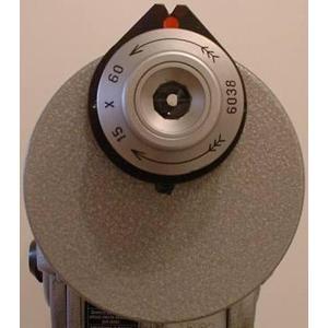 Telescopio grafoscópico, 15x60 modelo VII
