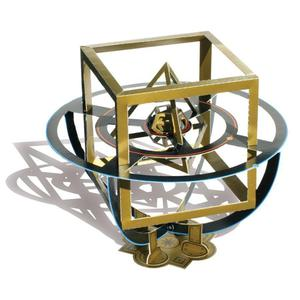 AstroMedia Kit I segreti del mondo di Giovanni Keplero