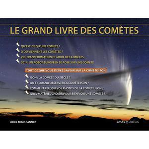 Eyrolles Le grand livre des comètes