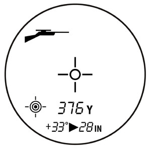 Bushnell Entfernungsmesser Scout DX 1000 ARC Camo