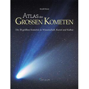 Oculum Verlag Bildband Atlas der Großen Kometen