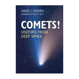 Cambridge University Press Libro Comets!