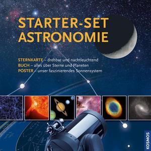 Kosmos Verlag Sternkarte Starter-Set Astronomie