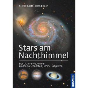 Kosmos Verlag Buch Stars am Nachthimmel