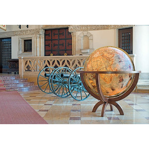 Columbus Globo da terra Imperial Vintage 100cm (English)