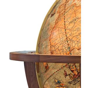Columbus Globo terráqueo de pie Imperial Vintage 100cm