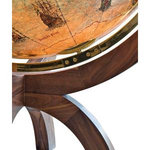 Columbus Floor globe Imperial Vintage 100cm (English)