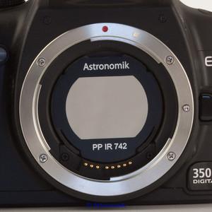 Astronomik Filtro de clip ProPlanet 742 IR XT, Canon EOS APS-C