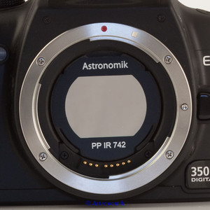 Astronomik Luminanz L-3 EOS-Clip UV-IR blocking filter