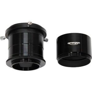 Omegon Refractor acromat Pro APO AP 80/500 ED Carbon OTA + Field Flattener