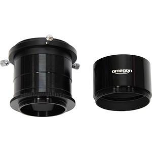 Omegon Rifrattore Apocromatico Pro APO AP 80/500 ED Carbon OTA + Field Flattener