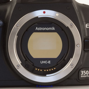 astronomik filtre en clip uhc e pour canon eos aps c. Black Bedroom Furniture Sets. Home Design Ideas