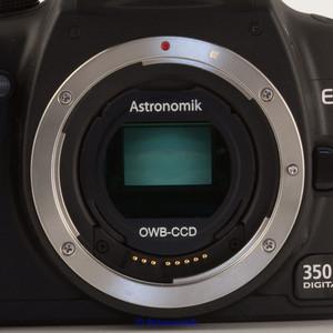 Astronomik Filtro OWB-CCD Typ 3 Clip-Filter EOS M