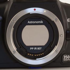 Astronomik Filtro IR-pass ProPlanet 807 EOS Clip