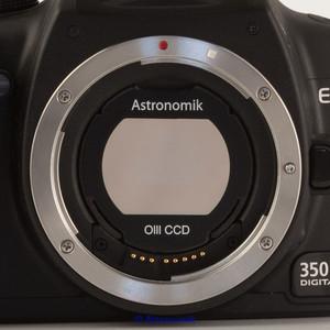 Astronomik Filtro OIII 12nm CCD Clip Canon EOS APS-C