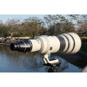 Lens2scope 7mm Wide , para Canon EOS, negro, visión recta