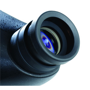 Lens2scope , 7mm wide angle, for Pentax K lenses, black, straight eyepiece