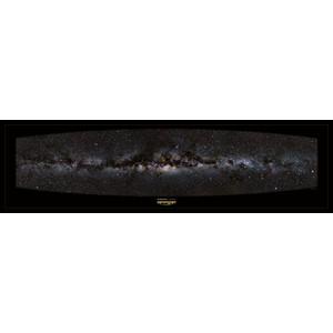 Omegon Poster panoramico della via Lattea
