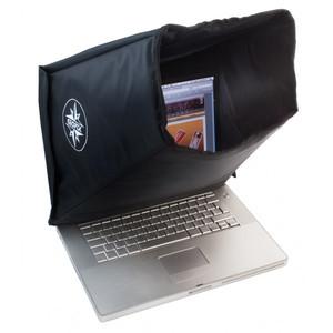 """Geoptik Pare-soleil pour écran ordinateur portable 15/17"""""""