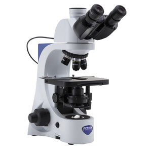 Optika Microscopio B-382PH-ALC, plan, binoculare, X-LED
