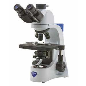 Optika Microscopio Mikroskop B-383PLi, trino, N-PLAN, IOS, 40x-1000x