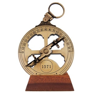 Hemisferium Seefahrer-Astrolabium