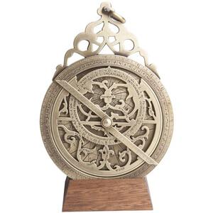 Hemisferium Arabic astrolabe