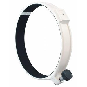 Vixen Pipe clamps 232mm, white