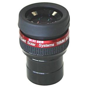 "Lunt Solar Systems 1.25"" H-alpha optimized 16mm eyepiece"