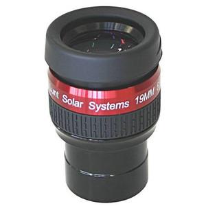 "Lunt Solar Systems 1.25"" H-alpha optimized 19mm eyepiece"