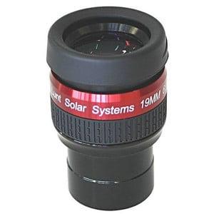 "Lunt Solar Systems Okular H-Alpha optimiert, 19mm 1,25"""