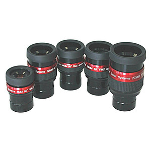 "Lunt Solar Systems 1.25"" H-alpha optimized eyepiece set"
