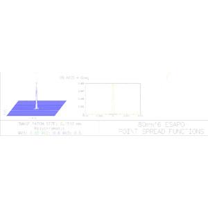Lunette apochromatique Explore Scientific AP 80/480 ED FCD-1 CF V2.0 OTA