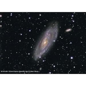 Explore Scientific Apochromatic refractor AP 102/714 FCD-1-ED Alu OTA