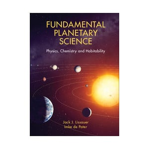 Cambridge University Press Libro Fundamental Planetary Science