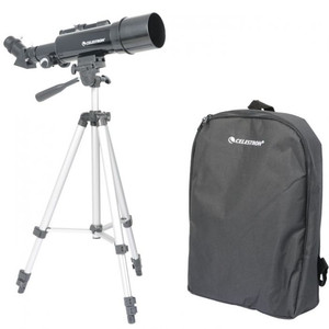 Celestron Teleskop AC 60/360 Travelscope AZ