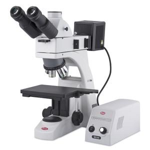Motic Microscopio BA310 MET, trinoculare