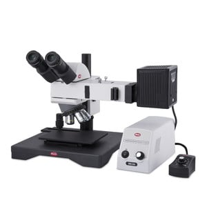 Motic Microscopio BA310 MET-H, binoculare