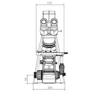 Motic Mikroskop BA310, cyfrowy