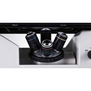 Motic Microscopio AE2000, invertito, trinoculare