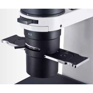 Motic Microscopio AE2000, invertito, binoculare